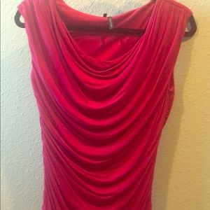 Women's stretchy top